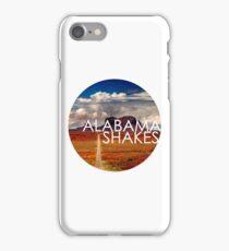 Alabama Shakes iPhone Case/Skin