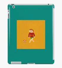 katamari soccer iPad Case/Skin