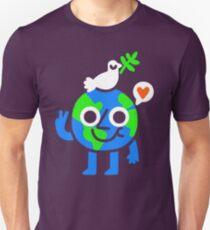 World Peace & Love Unisex T-Shirt
