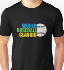 WORLD BASEBALL CLASSIC 2017 T-Shirt