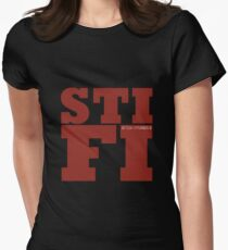 Sticky Fingers STIFI Women's Fitted T-Shirt