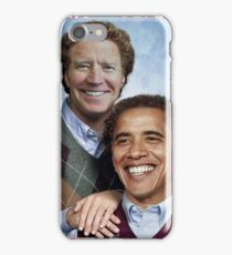 Brothers | Joe Biden & Barack Obama, not just friends, brothers! iPhone Case/Skin