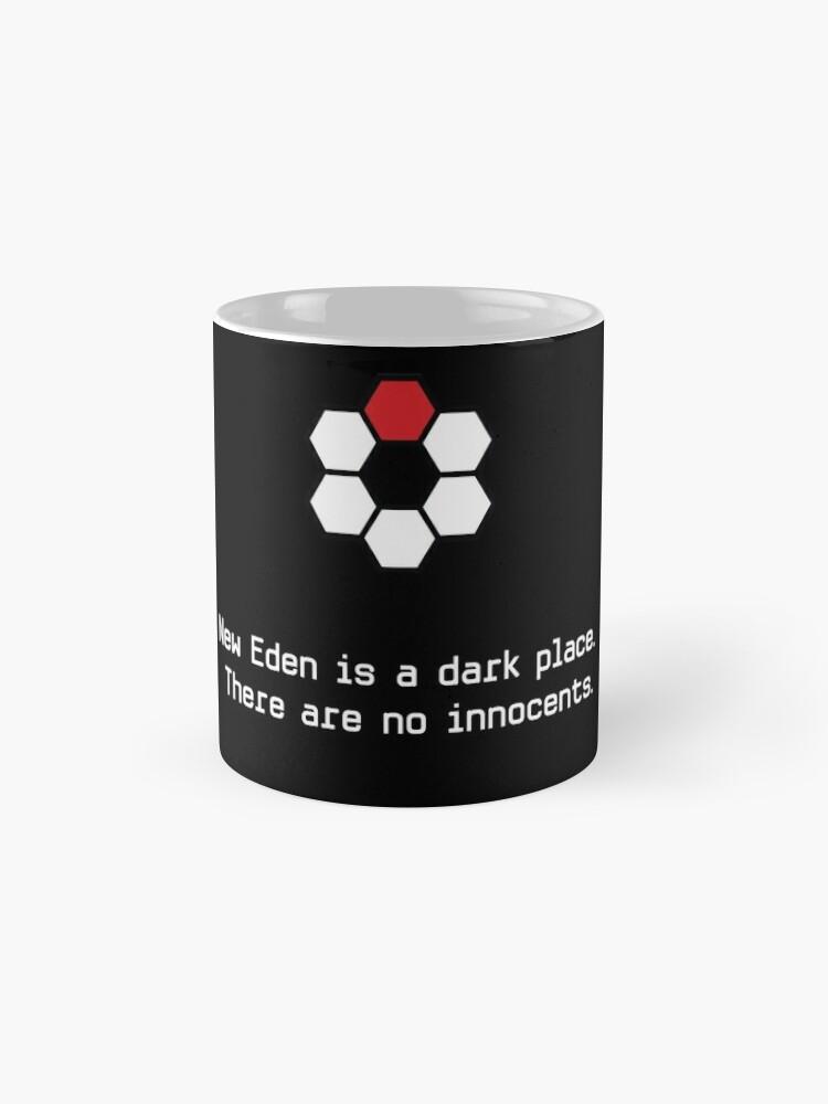 Alternate view of Bastion Alliance Text Mug