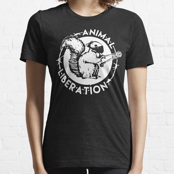 Animal liberation Essential T-Shirt