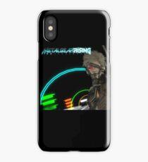 Metal Gear Rising: Revengance Raiden iPhone Case/Skin