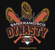 SF DYNASTY   Unisex T-Shirt