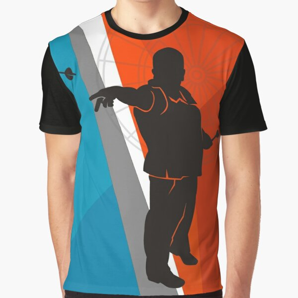 Nice Form Darts Shirt Graphic T-Shirt