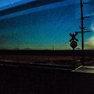 Ghost Train/Culver by Richard Bozarth