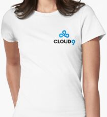 Cloud 9 Store Women's Fitted T-Shirt
