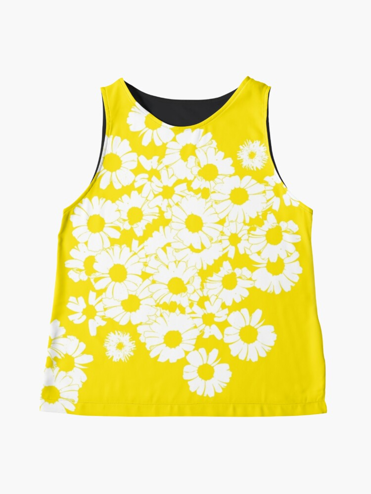 Alternate view of sunshine Sleeveless Top