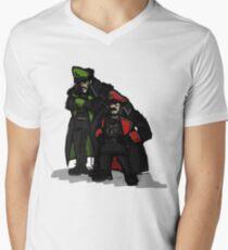 Commissar plumbers  Men's V-Neck T-Shirt