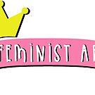 Feminist AF by itsabbeyhere