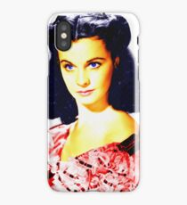 Vivien Leigh in Gone with the Wind iPhone Case