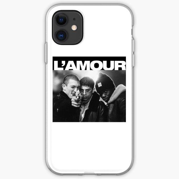 Hate x Love iPhone Soft Case