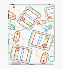 Super Famicom iPad Case/Skin