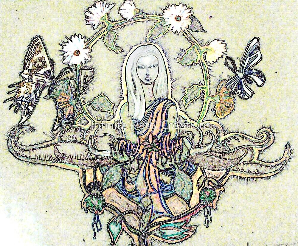 Chalk Meditation #7 • August 2005 by Shining Light Creations