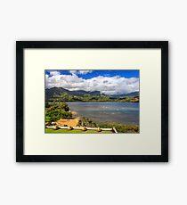 Hanalei Bay Framed Print