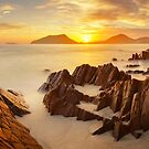 Shoal Bay Sunrise, New South Wales, Australia by Michael Boniwell