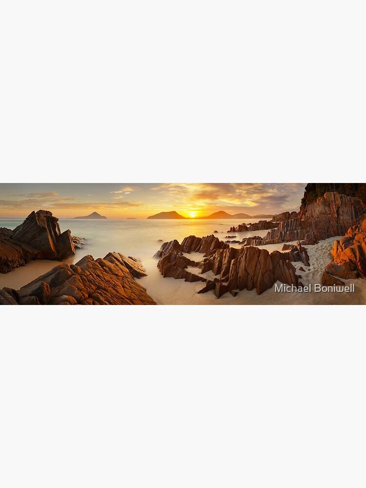 Shoal Bay Sunrise, New South Wales, Australia by Chockstone