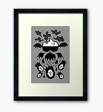 Top 'n' bottom Framed Print