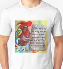 Early Will I Seek Thee Unisex T-Shirt