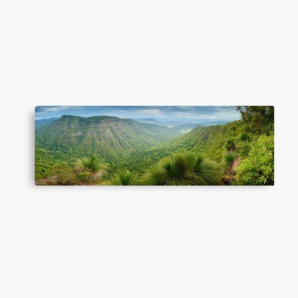 Moonlight Crag, Lamington National Park, Queensland, Australia Canvas Print