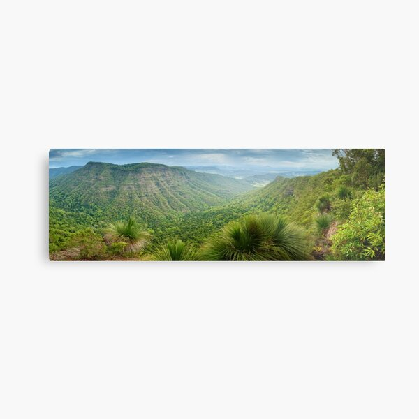 Moonlight Crag, Lamington National Park, Queensland, Australia Metal Print