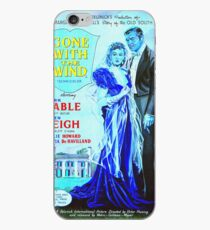 English poster of Gone with the Wind iPhone Case