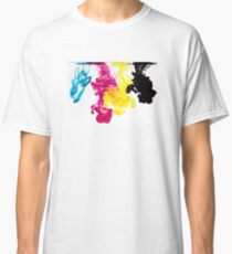 design cool encre ink Classic T-Shirt