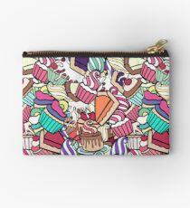 Sweet assorty doodle. Studio Pouch