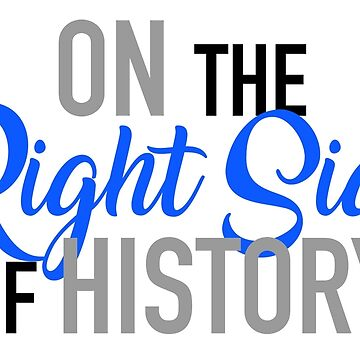 Women's March: On the Right Side of History by bleerios