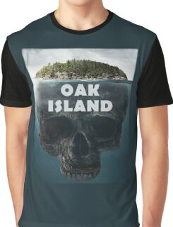 Oak Island Nova Scotia Canada Graphic T-Shirt