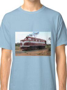 Old Ghan Train, Alice Springs, Australia Classic T-Shirt