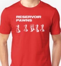 Reservoir Pawns Written Unisex T-Shirt