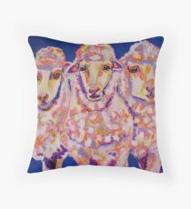 Little Women Throw Pillow