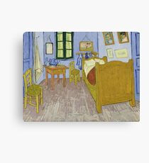 Vincent Van Gogh - Bedroom In Arles 1889 Canvas Print