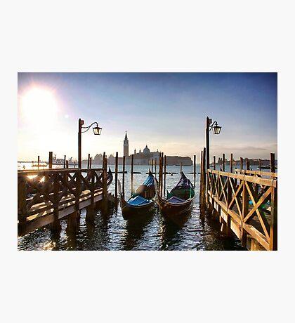 Iconic Venice Photographic Print