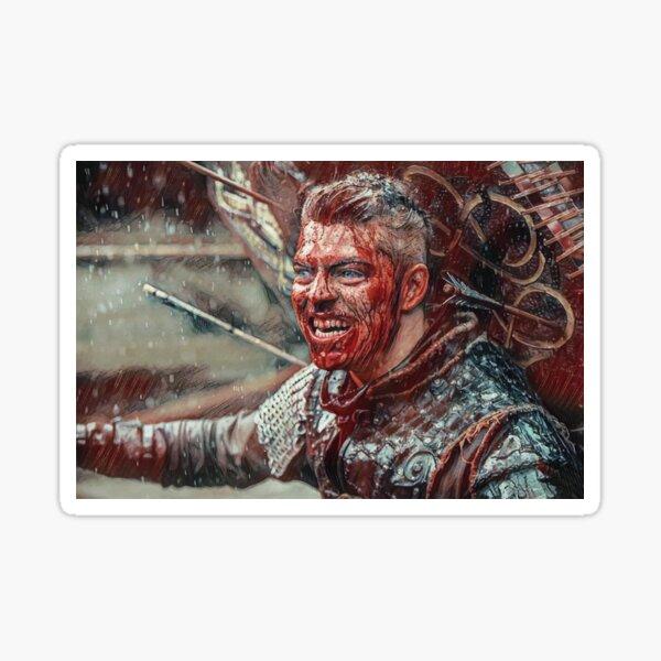 Vikings - Ivar the Boneless Sticker