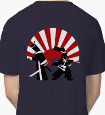 Samurai in the sun Classic T-Shirt