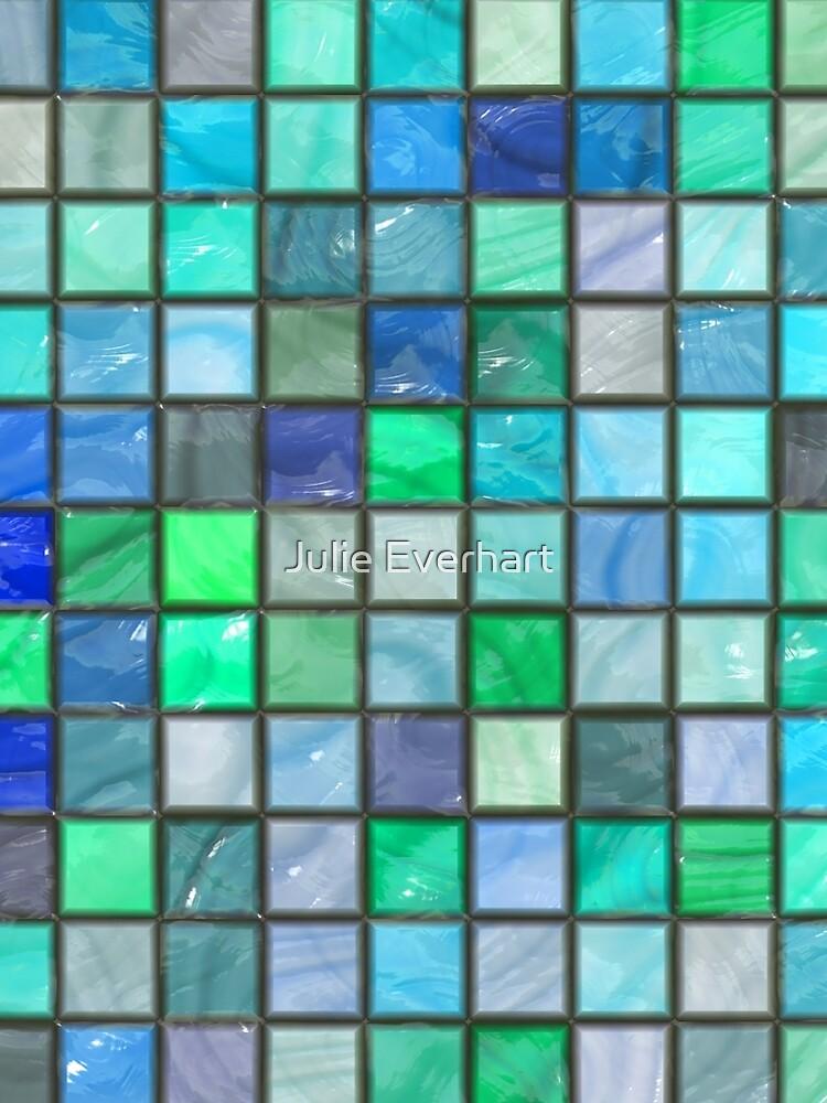 Tile Squares Design by Julie Everhart by julev69