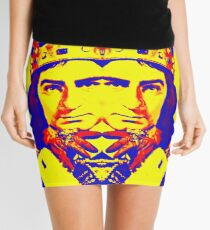 Laurence Olivier, double in Richard III Mini Skirt