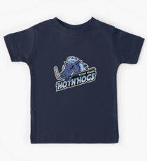 Hoth Hogs Hockey Team Kids Tee