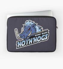 Hoth Hogs Hockey Team Laptop Sleeve