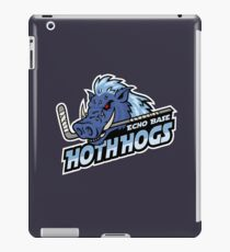 Hoth Hogs Hockey Team iPad Case/Skin