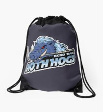 Hoth Hogs Hockey Team Drawstring Bag