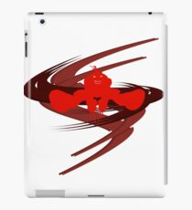 Vector Raph iPad Case/Skin