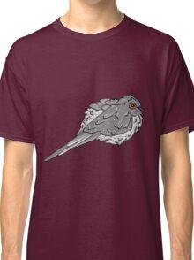 Cute Fluffy Diamond Dove  Classic T-Shirt