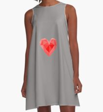 Polyheart A-Line Dress