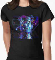 Neuromancer Women's Fitted T-Shirt