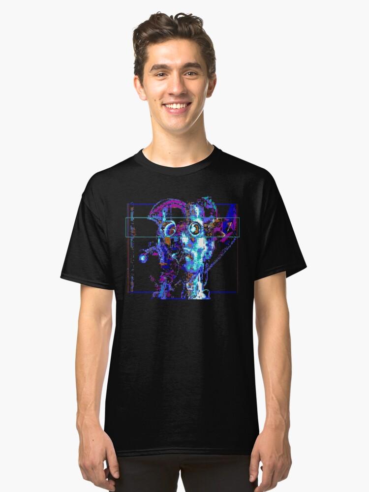 Neuromancer Classic T-Shirt Front
